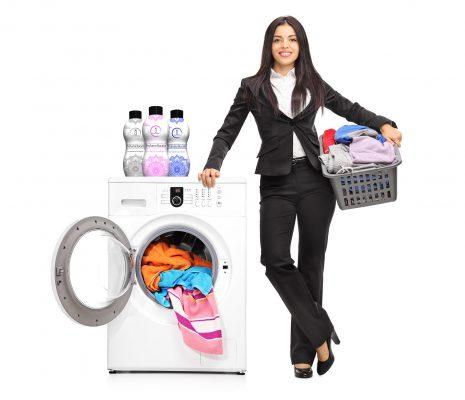 HINTENSO è un profumo per lavatrice
